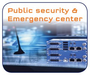 KVM Extender rgency Center